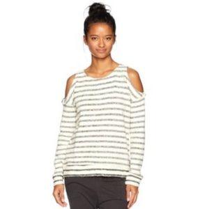 Roxy High Sun Cutout Shoulder Sweater